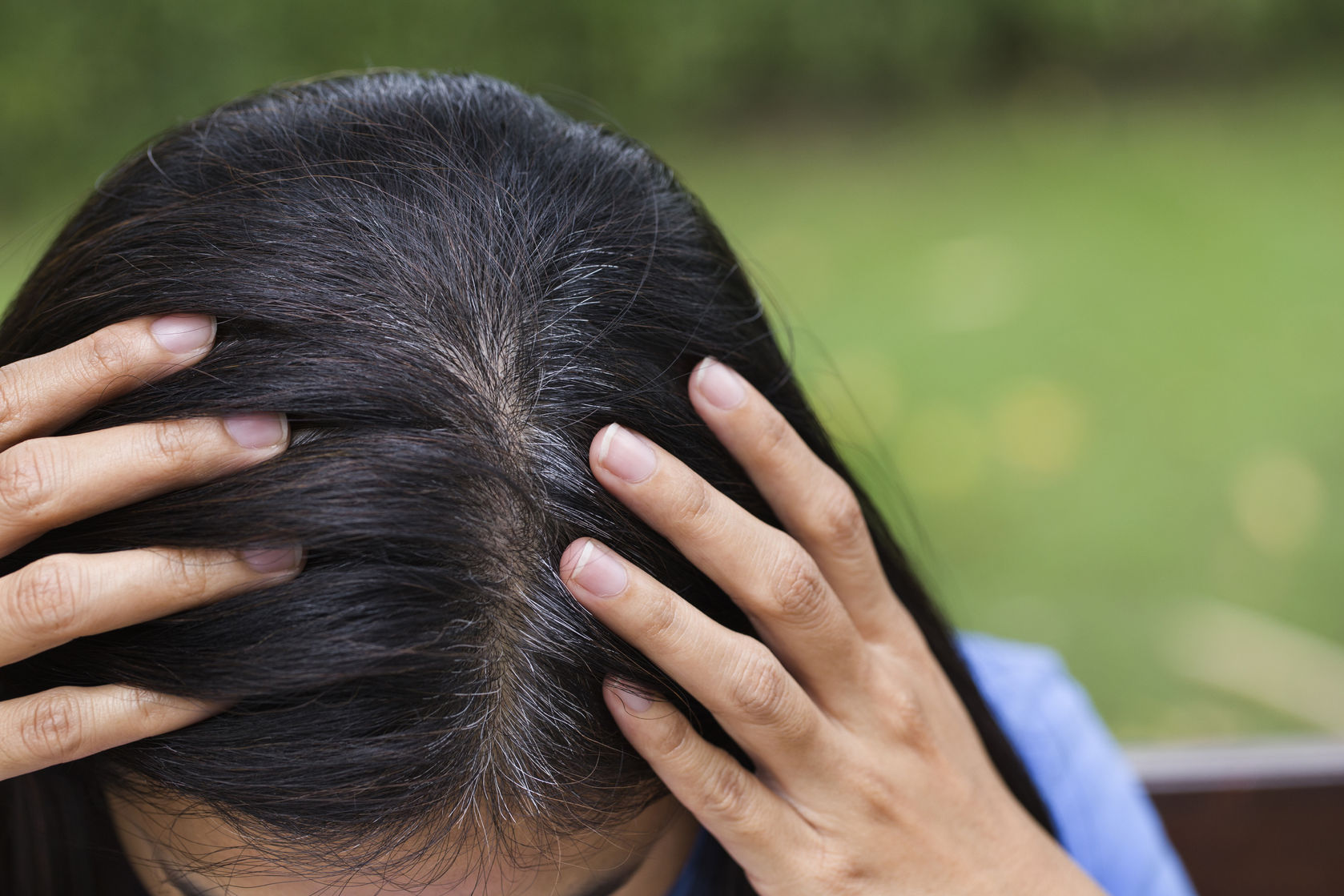 Why is My Hair Turning Gray? (and what to do about it)