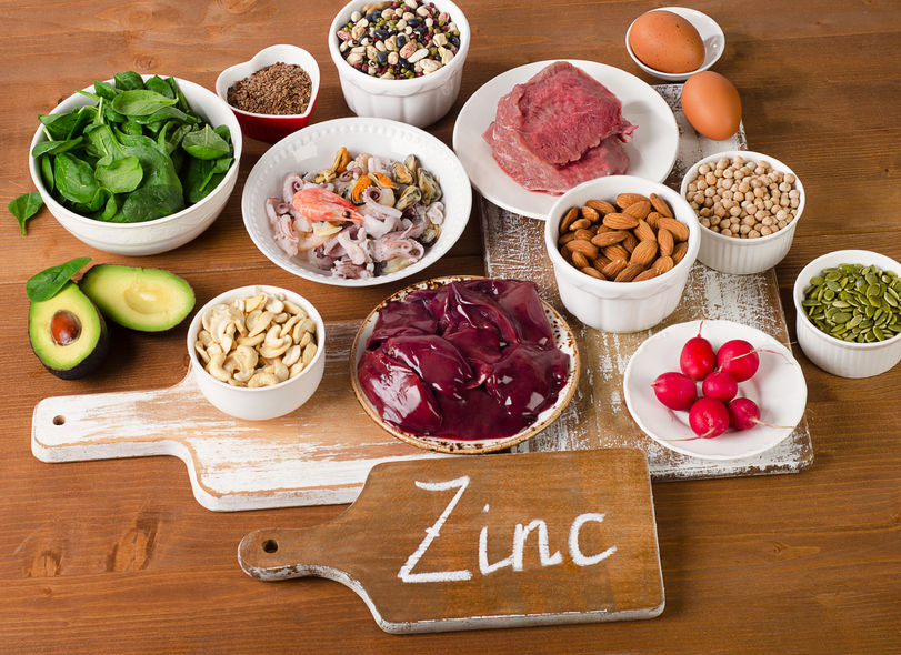 Zinc Deficiency: Reason for Hair Loss? (plus, how to remedy it)
