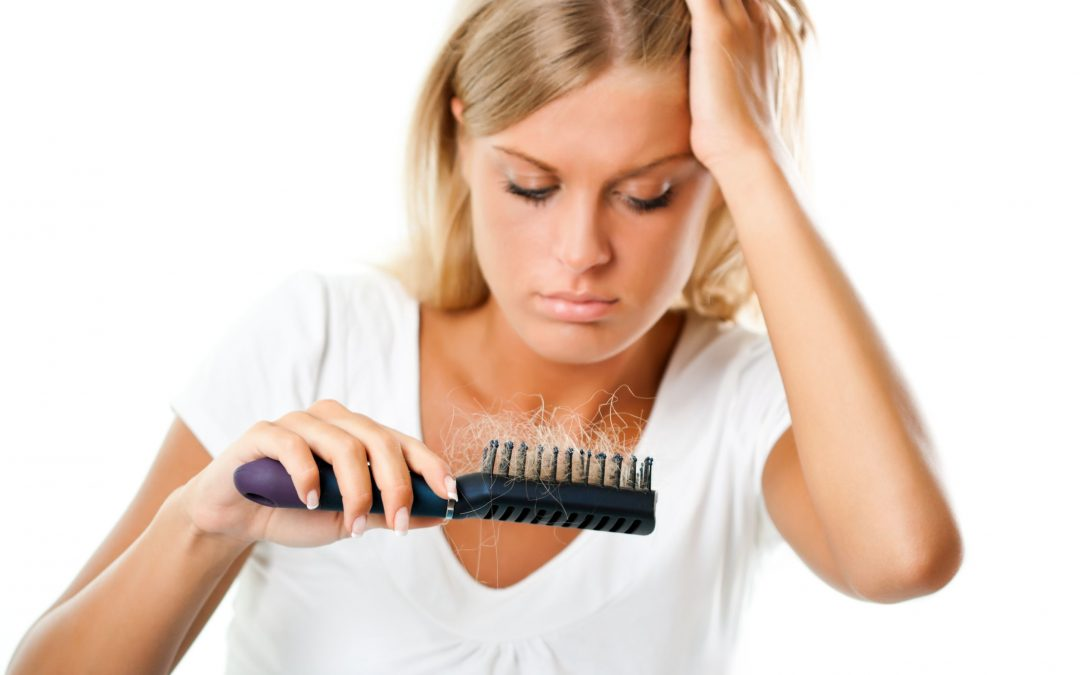 How Chronic Stress Affects Your Health and Your Hair
