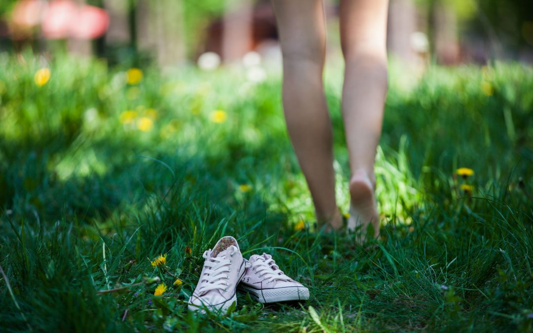 The Incredible Hair Benefits of Earthing