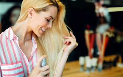 How To Get Shampoo Fresh Hair (without the shampoo!)