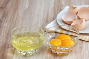 egg white hair mask | Juvetress
